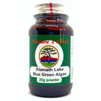 Nature's Gold Klamath Lake Blue Green Algae 30g powder