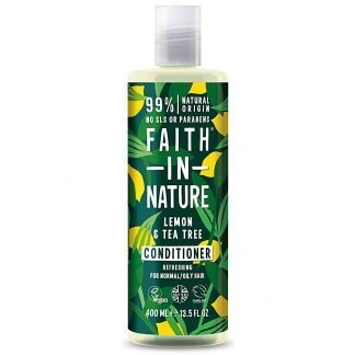 Faith in Nature Lemon & Tea Tree Conditioner 400ml