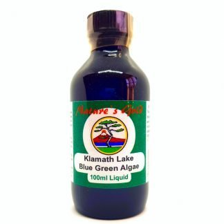 Nature's Gold Klamath Lake Blue Green Algae 100ml