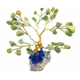 Moss Agate Gem Tree