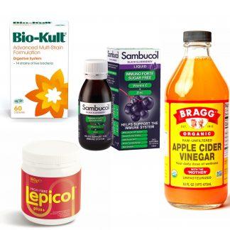 Digestive Health & Immune System