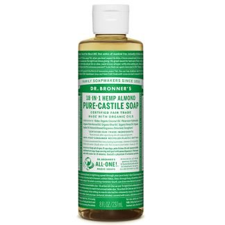 Dr Bronner Almond Pure Castile 237ml